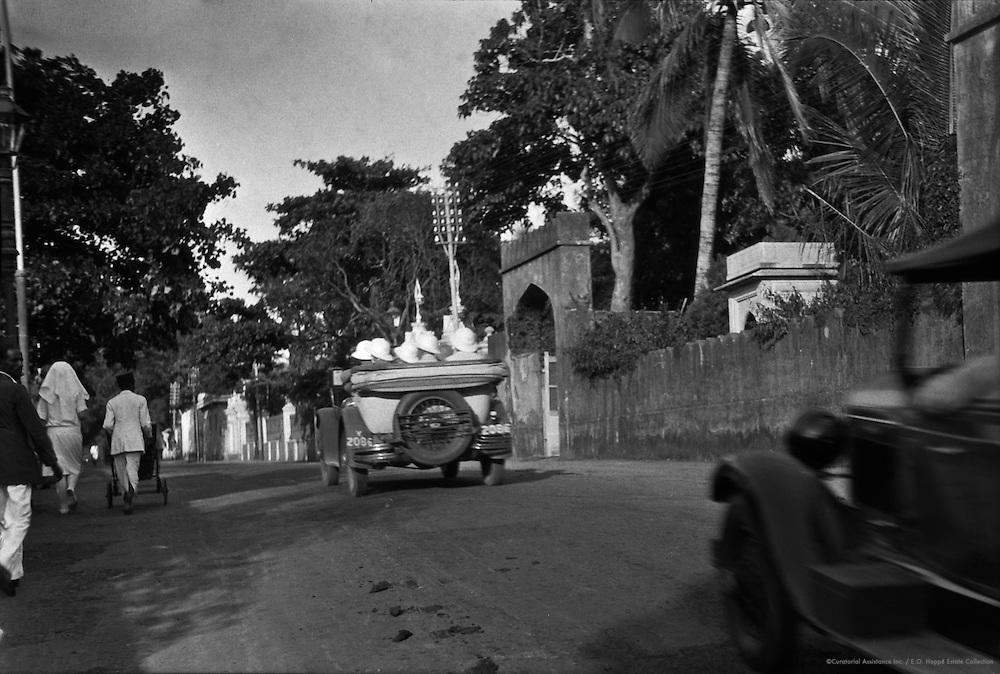 English House, Malabar Hill, Bombay, India, 1929