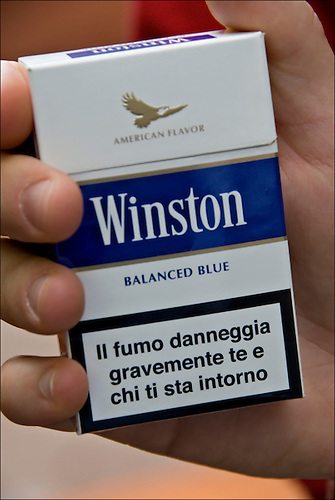 Coupon for Dunhill cigarette