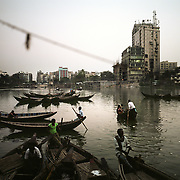 Under the Surface, Water in Dhaka