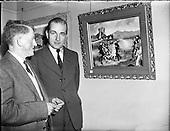 1958 Tipperary Man's Painting's