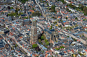 Utrecht City Centre Dom church