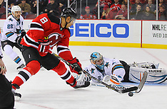 March 2, 2014: San Jose Sharks at New Jersey Devils