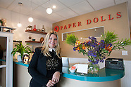 Jen Mojo, founder of Paper Dolls