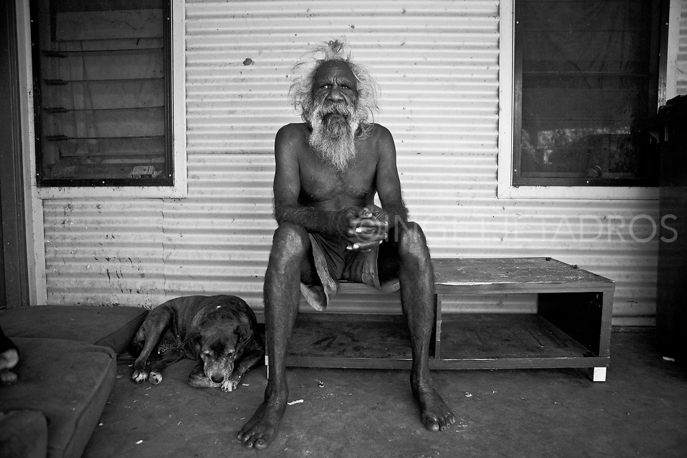 &ldquo;They had no more use for Aboriginal people&hellip;<br />when they closed down the stations we lived in,<br />they moved us out, that&rsquo;s how Balgo and surrounding<br />communities started.&rdquo; Hityer Gordon, Kununarra,<br />Western Australia.