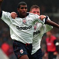 Bolton W v Blackburn Rovers 26.8.1995