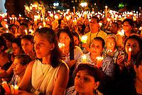 Caracas - festeggiamenti per la Candelaria