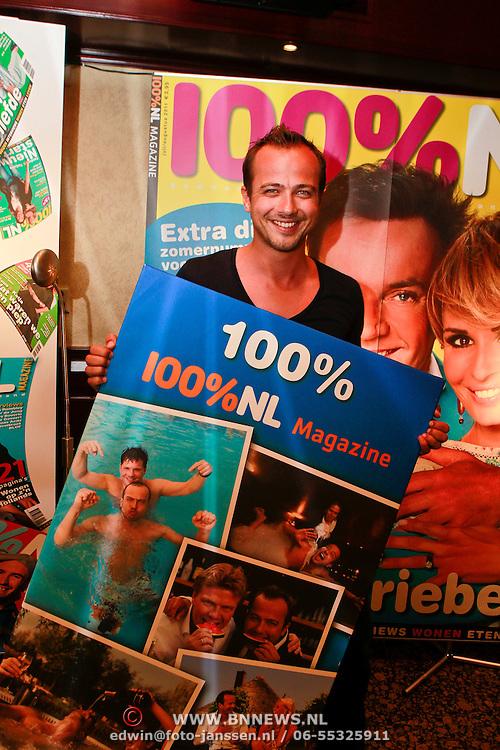 NLD/Volendam/20110628 - Uitreiking 100% NL Awards 2011, Geert Hoes