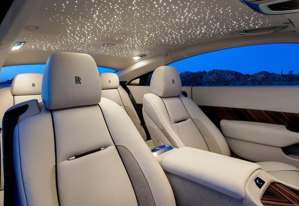 Royce Wraith 2015 Rolls Royce Wraith