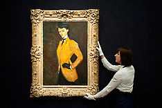 Impressionist and contemporary art at Sotheby's