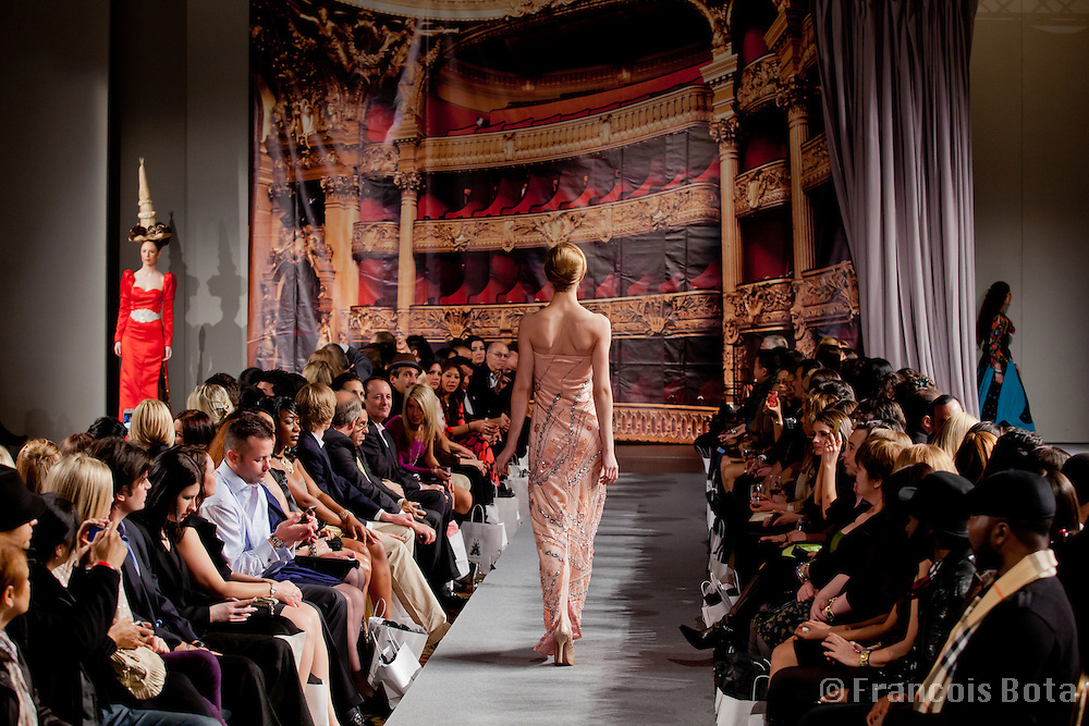 Couture Fashion Couture Fashion Week New York