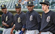 2012 A&T Baseball vs UNCG (New Bridge Park)