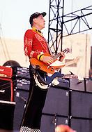 Cheap Trick 1980 Rick Nielsen Summer Blowout at the Coliseum<br /> &copy; Chris Walter