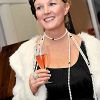 -FREE PICTURE / NO REPRODUCTION FEE-.Pictured at the annual Black and White Ball in the Blue Haven Hotel, Kinsale was Heather O'Donovan, Kinsale..Pic. John Allen