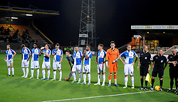 Bristol Rovers - Mandatory byline: Neil Brookman/JMP - 07966 386802 - 30/10/2015 - FOOTBALL - The Abbey Stadium - Cambridge, England - Cambridge United v Bristol Rovers - Sky Bet League Two