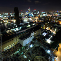 Tate Modern from above