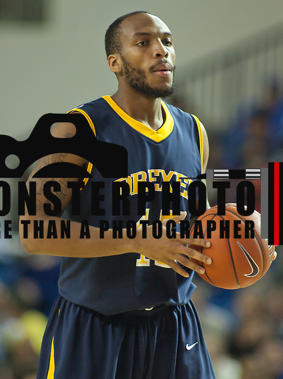 12/03/11 Newark DE: Drexel senior forward Samme Givens #45 during a Colonial Athletic Association conference basketball game, Saturday, Dec. 03, 2011 at the Bob carpenter center in Newark Delaware...Sophomore Guard #10 Devon Saddler would finish the game with 30 total points, Delaware defeat Drexel 71-60.