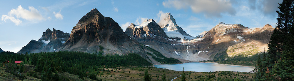 how to get to mt assiniboine lodge