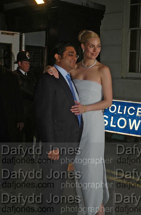 Angad Paul And Michelle Bonn