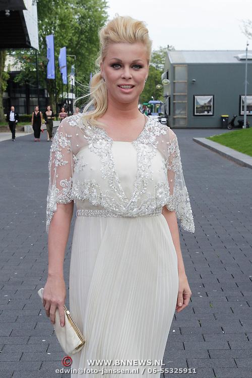 NLD/Hilversum/20120521 - Gala bij 10 jarig overlijden Bart de Graaff, Bridget Maasland