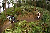 Mountain biking the North Downs