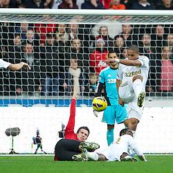 121223 Swansea v Man Utd