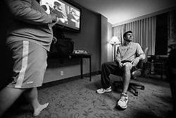 2013 May 24: Jake Tripucka #7 of the Duke Blue Devils at the Sontesta Hotel in Philadelphia, PA.