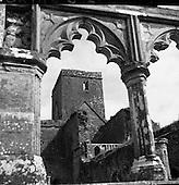 1953 - 02/09 Holycross Abbey, River Suir, Tipperary