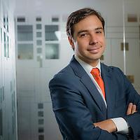 Cristian Carmona, Subgerente legal Banco Itaú. Santiago de Chile. 25-03-2014 (Alvaro de la Fuente/Triple.cl)