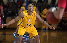 2015-16 A&T Men's Basketball vs Howard University