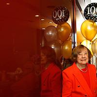 Godfrey's 100th Birthday 2016