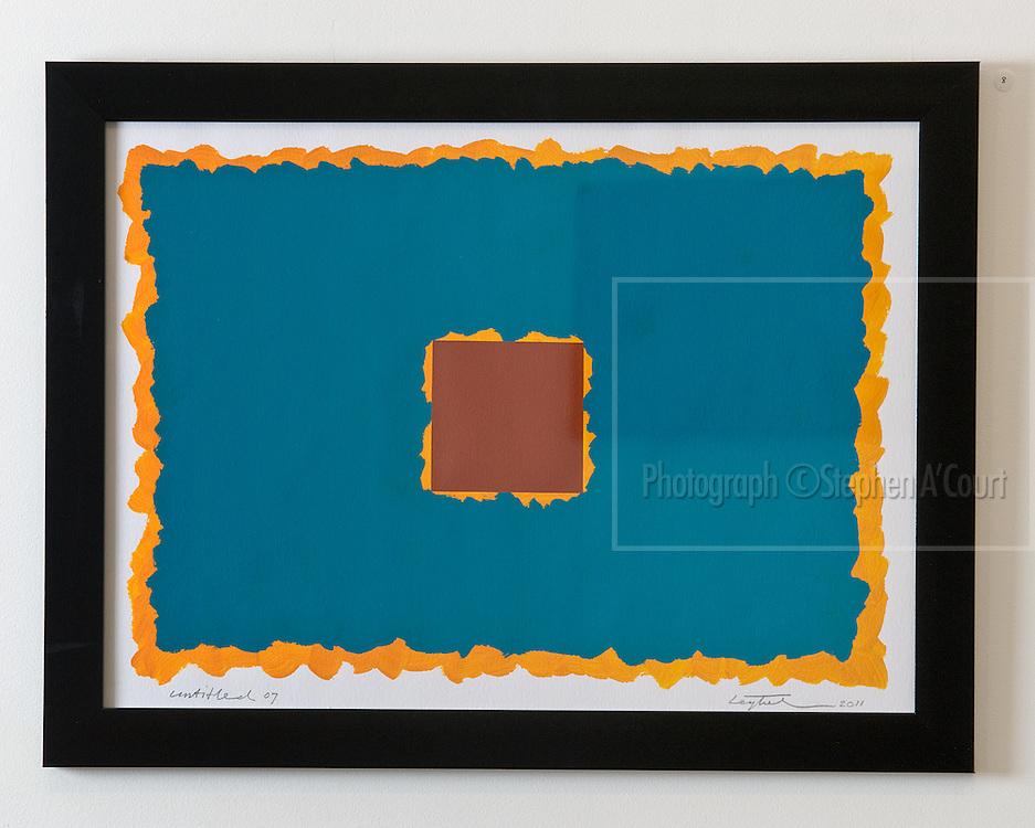 The work of Bowen Galleries' represented artist Leon van den Eijkel.
