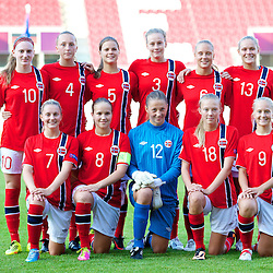 130822 Finland U19 v Norway U19