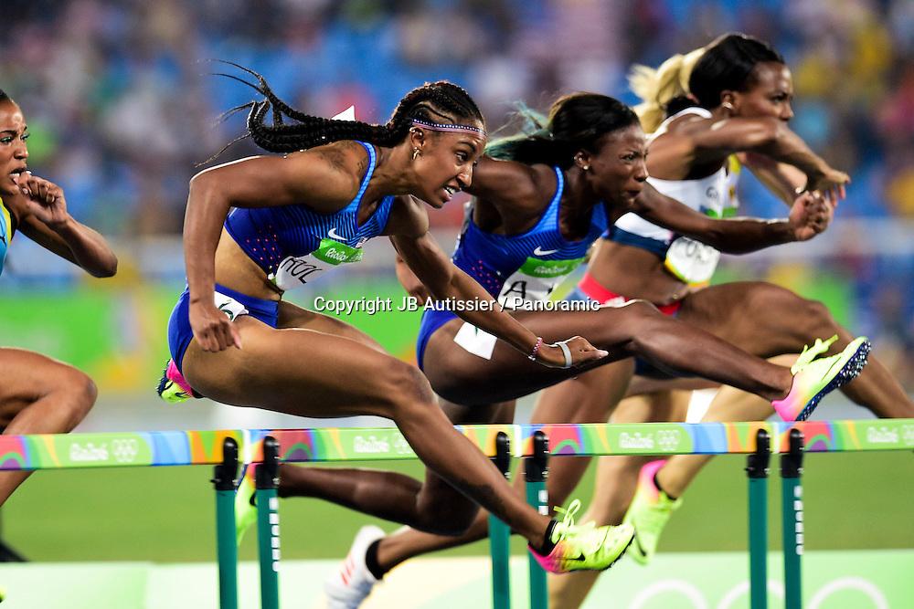 ROLLINS Brianna (usa) - finale 100m haies
