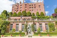 August at Powis Castle