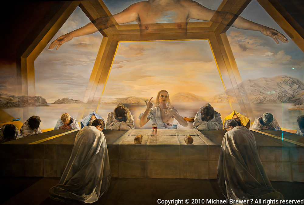 - Dali-last-supper
