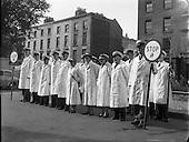 1956 – 01/10 Traffic Wardens for Dublin Schools