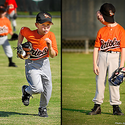Little League baseball Coppell, Texas