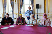 """""""This is Bahrain"""", Religious Freedom Delegation, Ministry of Foreign Affairs, Paris"""