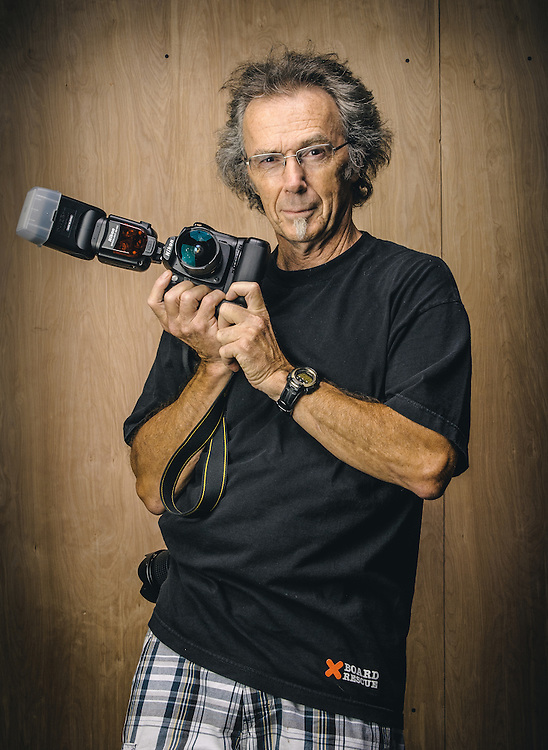 Michael Chantry, photographer