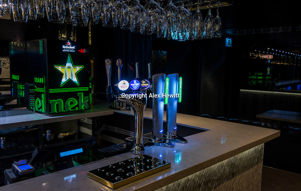 Capital FM Starsuite at The SSE Hydro in Glasgow. Interior design work by 442 Design<br /> <br /> picture by Alex Hewitt<br /> alex.hewitt@gmail.com<br /> 07789 871 540