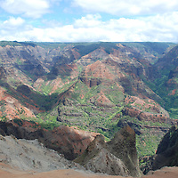 Hawaii, Waimea Canyon