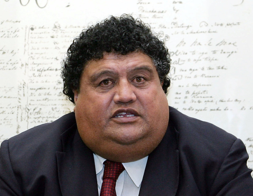 FILE PHOTO:Labour MP Parekura Horomia, Parliament, Wellington, New Zealand, Monday, September 10, 2007. Credit:SNPA