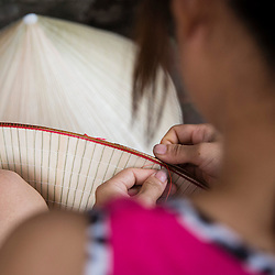 Vietnam | Craftvillage | Chuong | Conical Hat