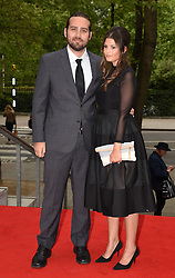 Michael Ross and Laura Piety attend The True Cost UK Film Premiere at Curzen Bloomsbury, The Brunswick, London on Wednesday 27 May 2015
