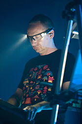 Orbital headline on Saturady night at the Clash Arena..Rockness, Saturday 13th June 2009..Pic © Michael Schofield. All Rights Reserved.