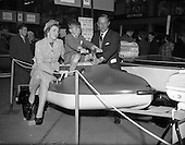 1960 - The First Annual Boat Show at  Busaras