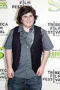 """21 April 2010- New York, NY-Josh Filtter at The World Premiere of Dreamwork Animation's """" Shrek Forever After """" for the Opening Night of the 2010 Tribeca Film Festival held at the Zeigfeld Theater on April 21, 2010 in New York City."""