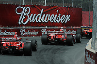 Scott Dixon, Dario Franchitti, Honda Indy Toronto, Indy Car Series