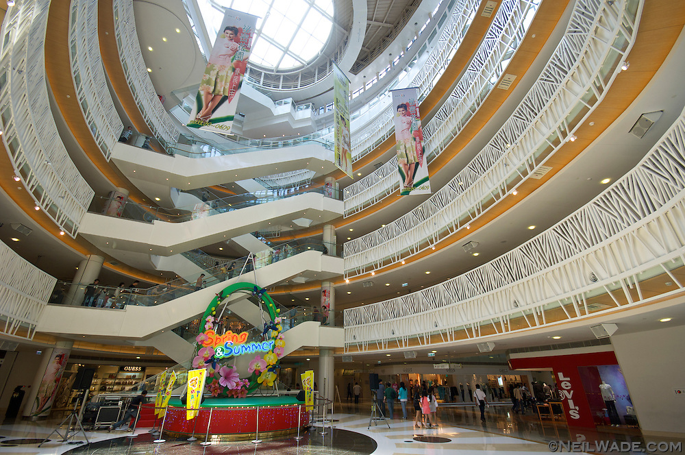The Dream Mall In Kaohsiung Neil Wade Photography