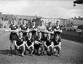 1961 - Cork Celtic v Drumcondra, Final of Top Four Competition